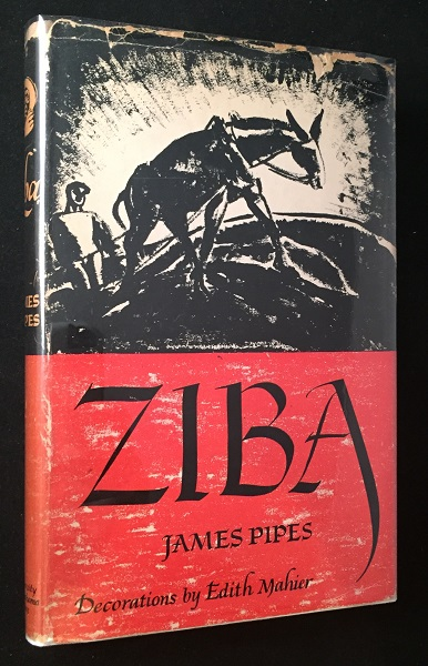 Ziba. Southern Literature, James PIPES.
