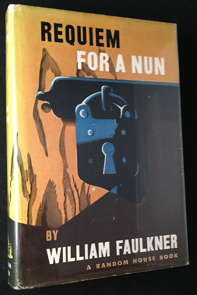Requiem for a Nun. Southern Literature, William FAULKNER.