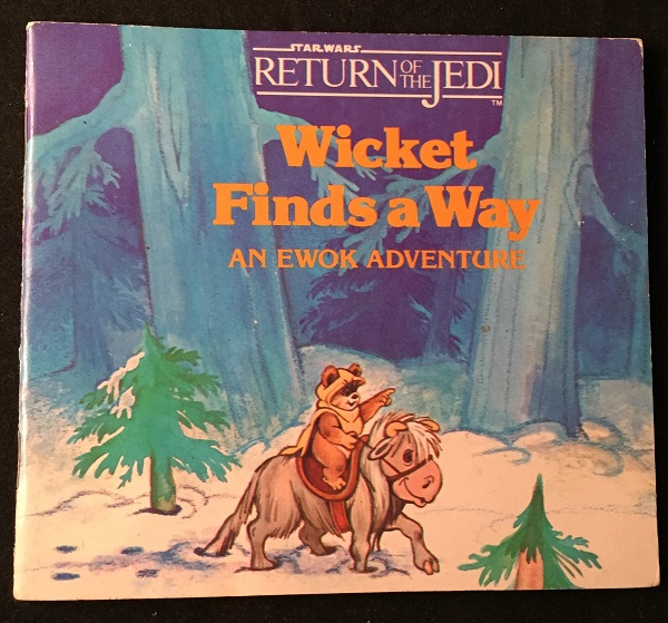 Wicket Finds a Way (FIRST PRINTING SIGNED BY WARWICK DAVIS). Warwick DAVIS, Melinda LUKE.