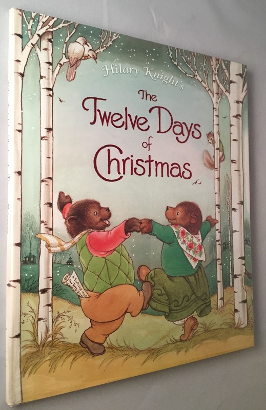 The Twelve Days of Christmas. Christmas, Hilary KNIGHT.
