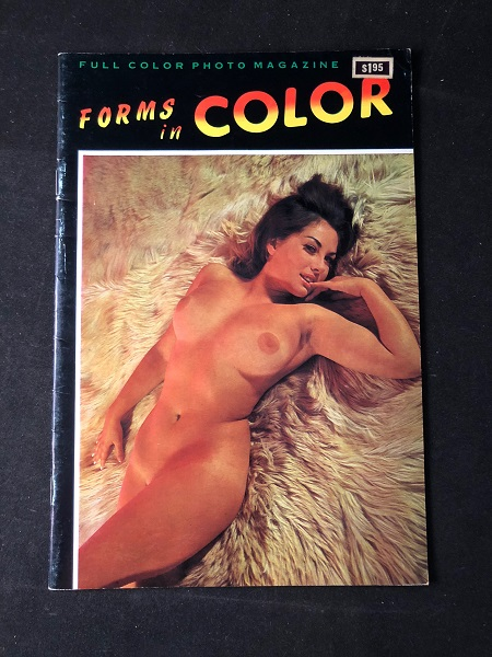 Forms in Color: International Photo Magazine (Vol. 1, No. 1). B. M. HANSEN.