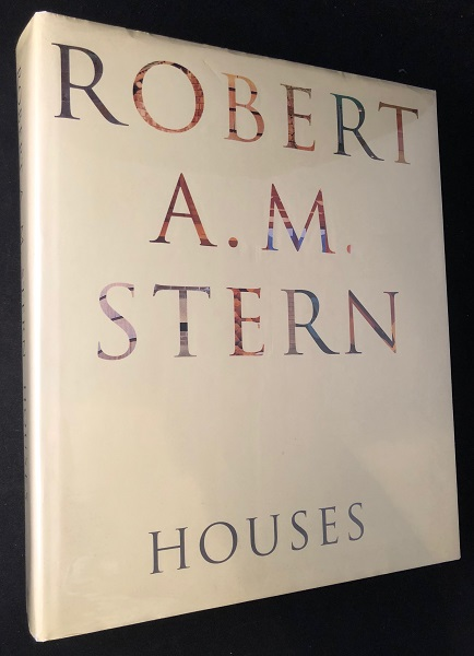 Houses (FIRST PRINTING). Robert STERN.