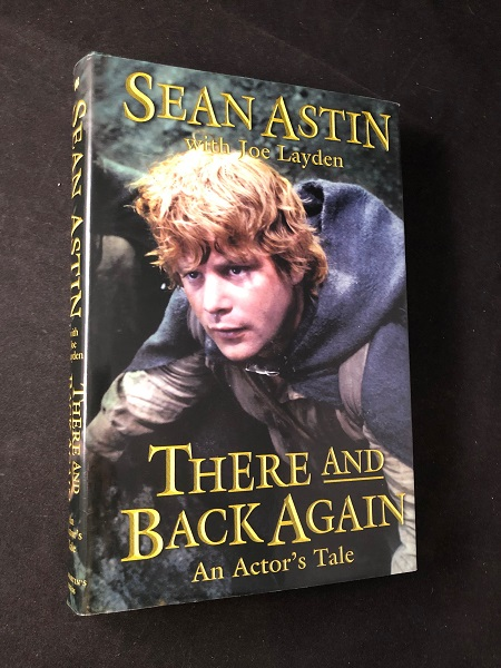 There and Back Again: An Actor's Tale. Sean LAYDEN ASTIN, Joe.