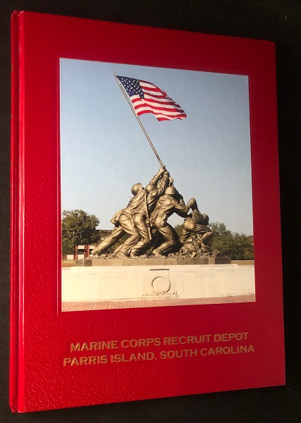 Marine Corps Recruit Depot Parris Island, South Carolina 2011 Yearbook; Platoons 1096, 1097, 1098 and 1099. Brig. General Lori REYNOLDS, et all.
