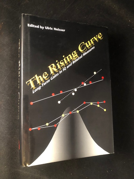 The Rising Curve: Long-Term Gains in IQ and Related Measures. Ulric NEISSER.