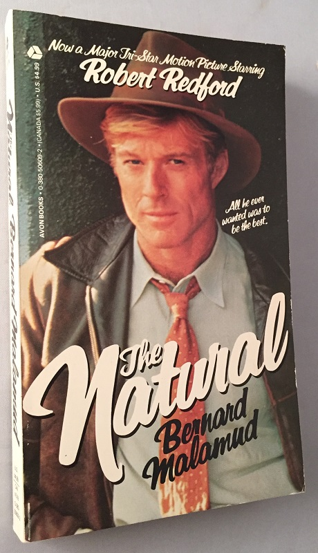 The Natural (1st Movie Edition). Bernard MALAMUD.