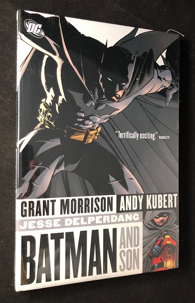 Batman and Son. Grant MORRISON, Andy KUBERT, Jesse DELPERDANG.