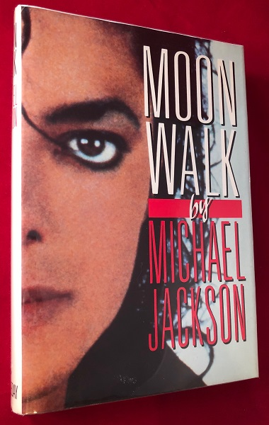 Moon Walk. Michael JACKSON.