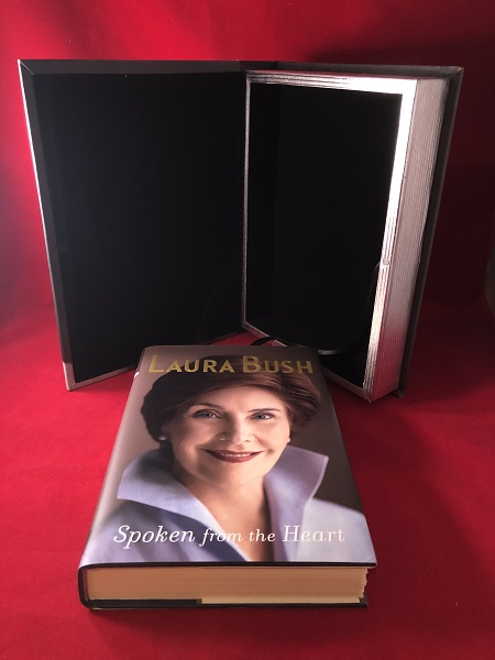 Spoken from the Heart (SIGNED #'ED EDITION). Laura BUSH.