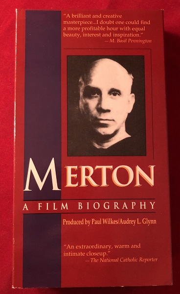 Merton: A Film Biography (VHS). Thomas MERTON.