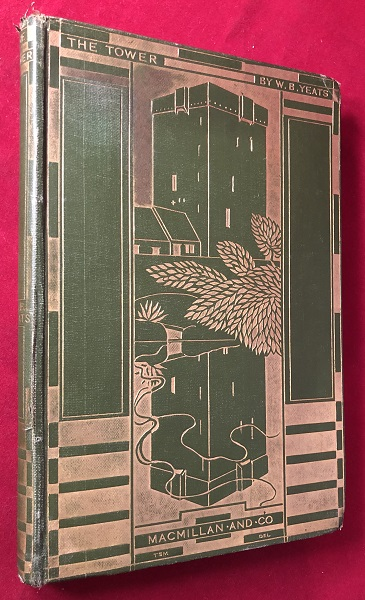 The Tower (TRUE 1ST UK EDITION). W. B. YEATS.