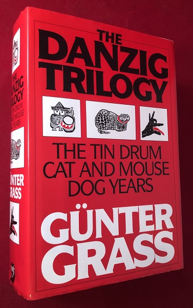The Danzig Trilogy; The Tin Drum, Cat and Mouse & Dog Years. Gunter GRASS.