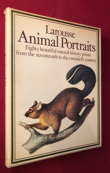 Larousse Animal Portraits (1st UK). Pierre Paul GRASSE.