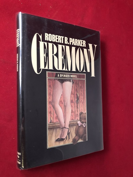 Ceremony (SIGNED FIRST EDITION). Detective, Mystery.