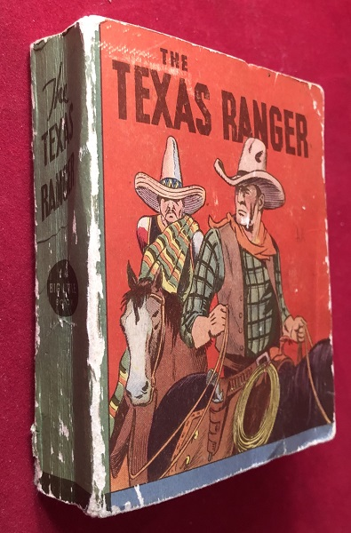 The Texas Ranger (COCOMALT Softcover Giveaway Edition). Leon MORGAN.