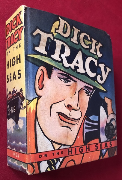 Dick Tracy on the High Seas. Chester GOULD.