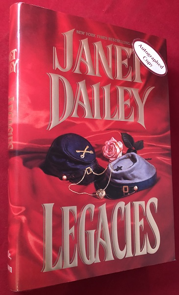 Legacies (SIGNED 1ST). Janet DAILEY.