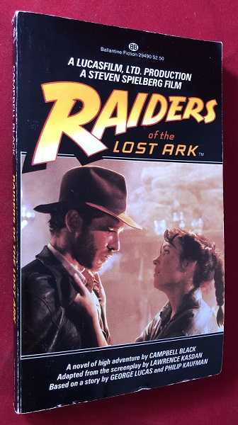 Raiders of the Lost Ark. Campbell BLACK, AKA: Campbell Armstrong.