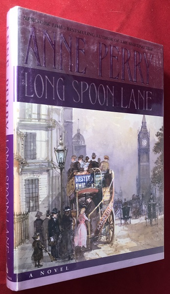 Long Spoon Lane (SIGNED 1ST). Anne PERRY.