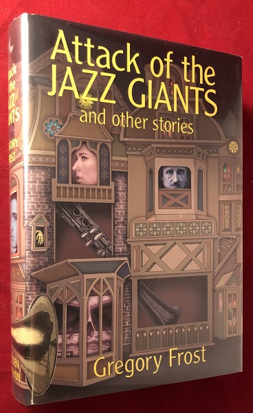 Attack of the Jazz Giants. Gregory FROST.