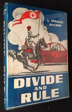 Divide and Rule. Science Fiction, L. Sprague De Camp.