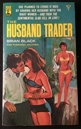 The Husband Trader. Vintage Paperbacks, Brian BLACK.