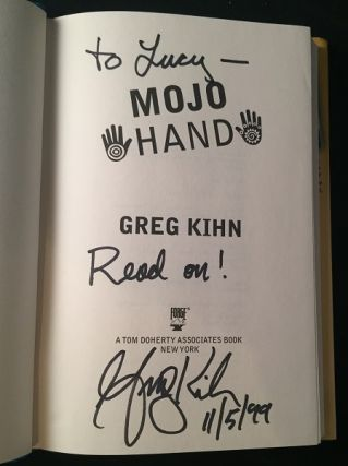 Mojo Hand (SIGNED FIRST PRINTING)