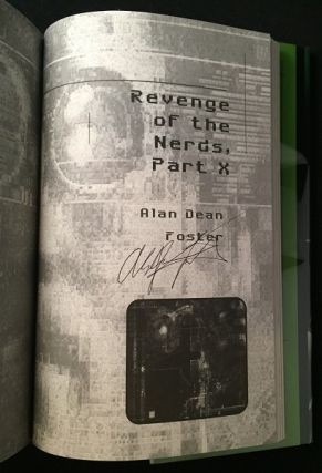 Exploring the Matrix (FIRST PRINTING SIGNED BY ALAN DEAN FOSTER)