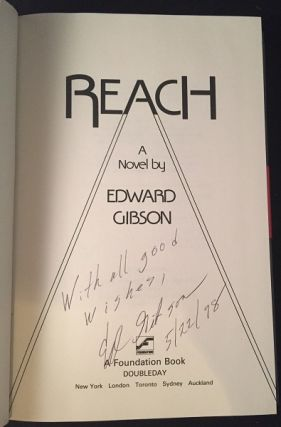 Reach (SIGNED FIRST PRINTING)