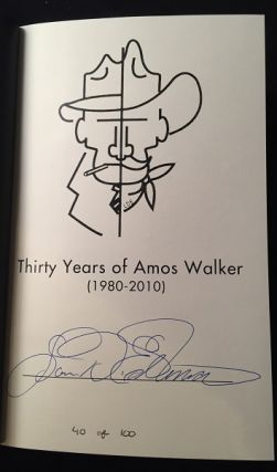 Amos Walker: The Complete Story Collection (SIGNED/LIMITED #40 of 100 Copies)