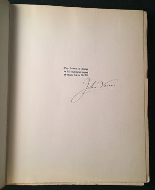 The Harlot's House and Other Poems (SIGNED AND NUMBERED FIRST PRINTING)