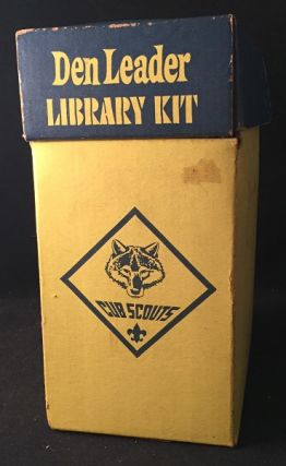 Vintage 1973 DEN LEADER Library Kit (New In Box)