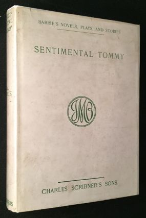 Sentimental Tommy (Early Edition is Scarce Original DJ). Literature, J. M. BARRIE.