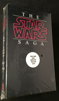 The Star Wars Saga Boxed Set (ORIGINAL 1983 ISSUE IN UNOPENED SHRINK). George LUCAS, Alan Dean...