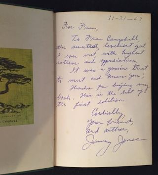 """King of the Canebrakes (SIGNED FIRST PRINTING - """"This is the last of the first edition."""")"""