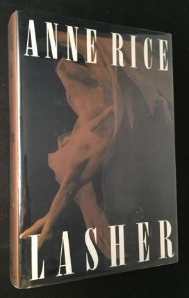 "Lasher (""May you be blessed and guided by the souls"" Inscription). Anne RICE"