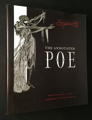 The Annotated Poe (FIRST PRINTING). Literature, Edgar Allan POE.