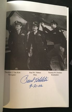 Return of the Enola Gay (SIGNED FIRST PRINTING W/ PHOTOGRAPH)