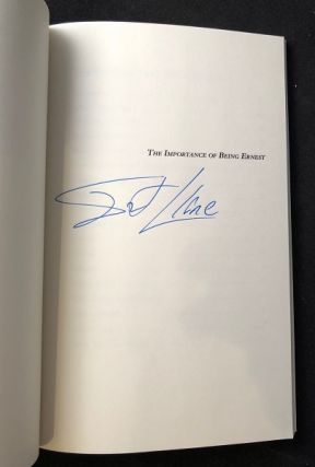 The Importance of Being Ernest (SIGNED FIRST PRINTING)