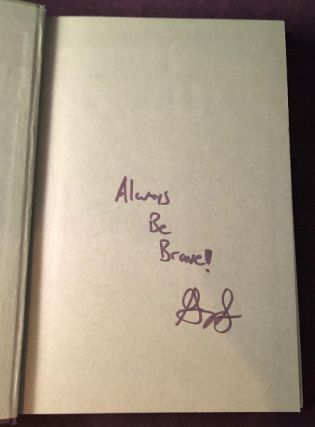 Junior Braves of the Apocalypse (SIGNED FIRST EDITION)
