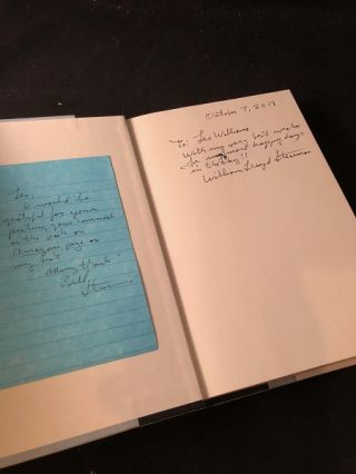 An American Adventure: From Early Aviaton Through Three Wars to the White House (SIGNED FIRST PRINTING)