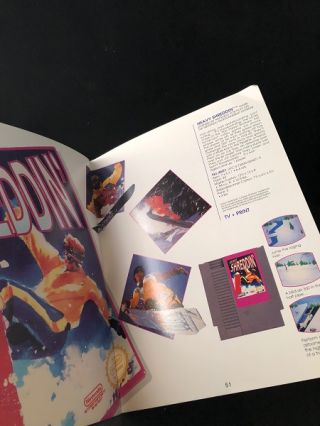 1990 Parker Brothers Official Catalog of Products