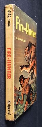 Fire-Hunter (FIRST PAPERBACK PRINTING)