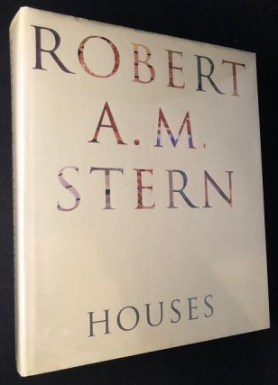 Houses (FIRST PRINTING). Robert STERN
