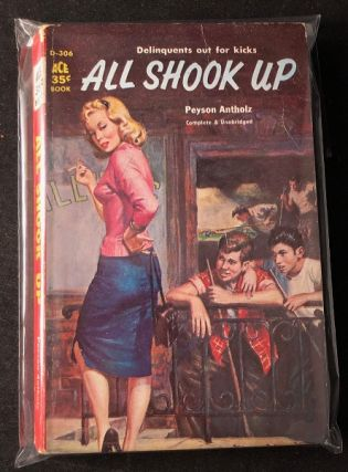 All Shook Up; Delinquents out for kicks. Peyson ANTHOLZ