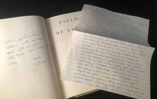 Field of Stars (SIGNED FIRST PRINTING)