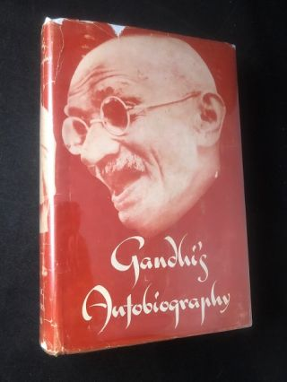 Gandhi's Autobiography: The Story of My Experiments with Truth (AMERICAN EDITION). Mahatma GANDHI