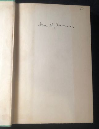 Yankee in Africa (SIGNED 1ST PRINTING)