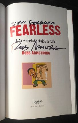 Fearless: A Cartoonist's Guide to Life (SIGNED 1ST PRINTING)