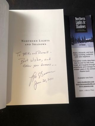 Northern Lights & Shadows (SIGNED 1ST PRINTING)